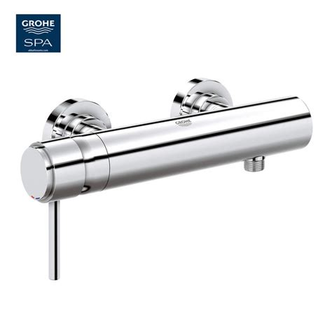 Grohe Exposed Shower grohe atrio 7 exposed shower mixer uk bathrooms