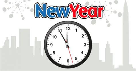 countdown clock new years countdown to new year 2018 in new york