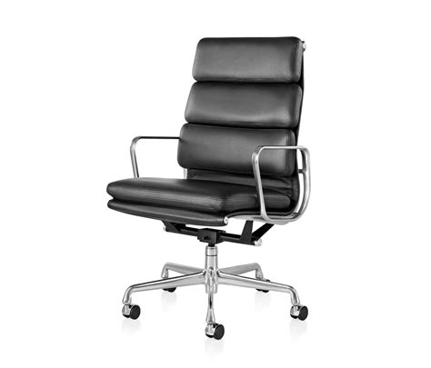 Eames Aluminum Executive Chair by Eames Aluminum Soft Pad Executive Chair Chairs