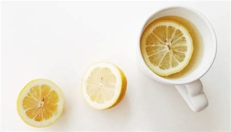 Detox Drinks You Can Make At Home by Warm Water Lemon Healthy Detox Drinks You Can