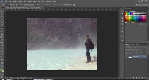 tutorial photoshop cs3 menghilangkan objek tutorial menghilangkan object dengan photoshop cs6