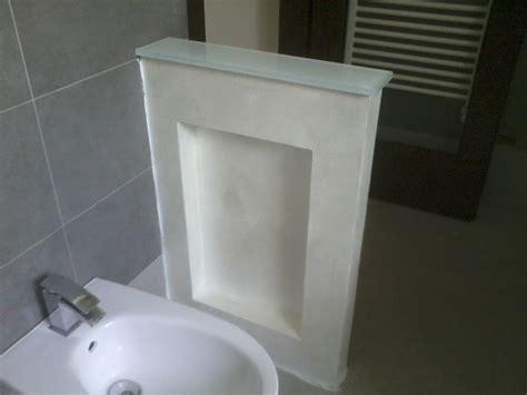 parete mensole parete di mensole