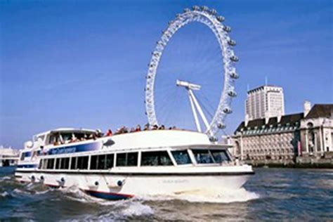thames river boat cruise and london eye swarve and sophisticated stag parties in london