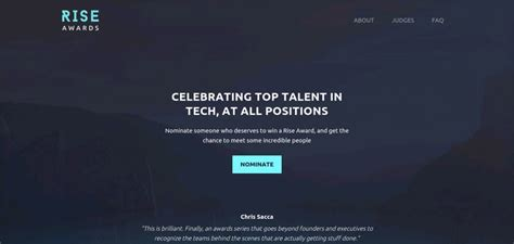 top design inspiration sites best event websites web design inspirations