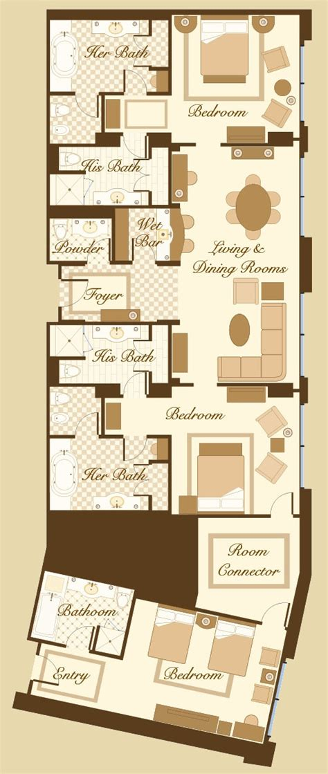 bellagio hotel floor plan 1000 images about hotel room plans on pinterest hotels