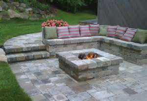 Backyard Drainage Solutions Michigan Fire Pit Design And Installation