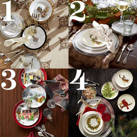 pottery barn decorating tips holiday table decorating tips from pottery barn