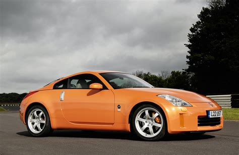 nissan 350z nissan 350z coup 233 review 2003 2010 parkers