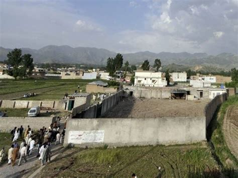 cia safe house cia watched osama bin laden from nearby safe house in abbottabad media reports