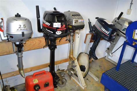 buitenboordmotor merken 5x buitenboordmotor diverse merken en types