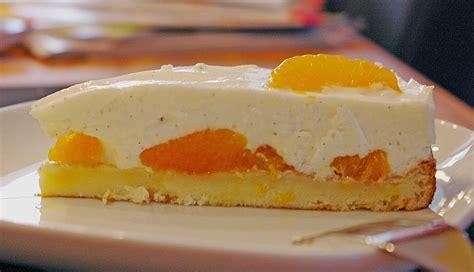 mandarinen sahne kuchen quark joghurt sahne torte mit mandarinen rezept mit