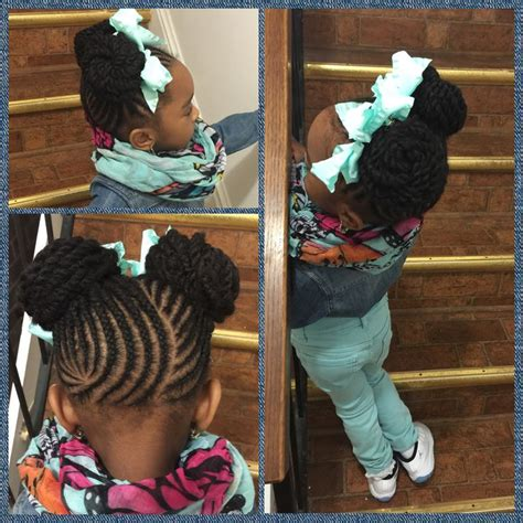 hair braids going up in a ball 554 best images about natural hairstyles children on