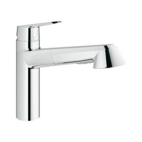 grohe eurodisc single handle single hole standard kitchen grohe eurodisc cosmopolitan single handle pull out kitchen
