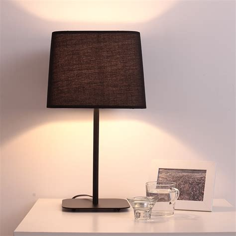 nordic ikea lamp taideng modern minimalist bedroom bedside lamp black character study desk lamp