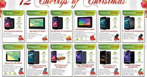 download themes for cherry mobile ace f100 12 cherry s of christmas featuring cherry mobile devices