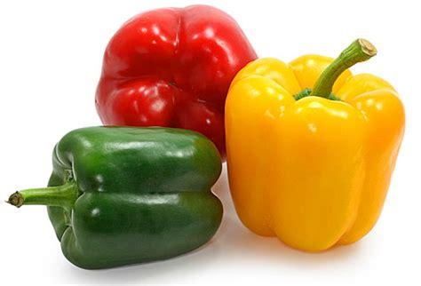 infofacts bell pepper