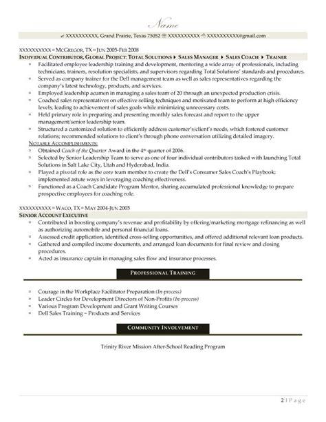 professional resume sles resume prime