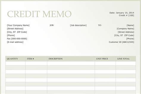 Credit Memo Template Word Sle Credit Memo Credit Memo Sle Form Credit Memo Sle Form Credit Memo Template Excel