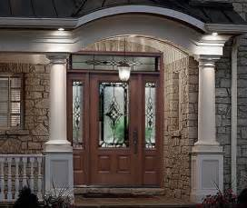 Exterior Fiberglass Doors With Sidelights Fiberglass Exterior Doors With Sidelights Door Styles