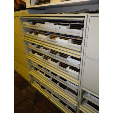 used microfilm storage cabinets heavy duty tool storage repurposed microfiche cabinets