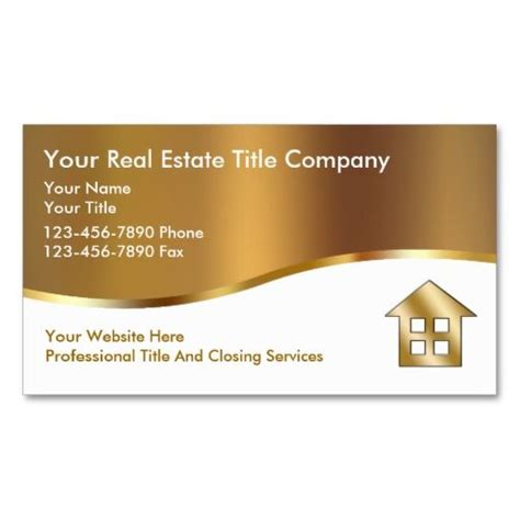 Professional Business Card Template For Insurance Broker With Photo by 1000 Images About Real Estate Business Cards On