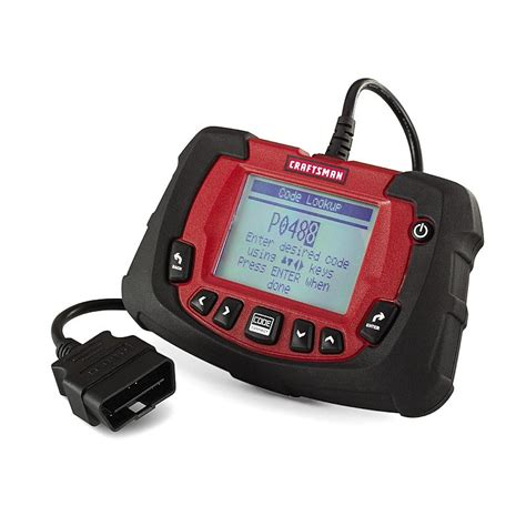 Floor And Decor Outlet by Craftsman Obd2 Scan Tool With Abs Airbag Amp Codeconnect 174