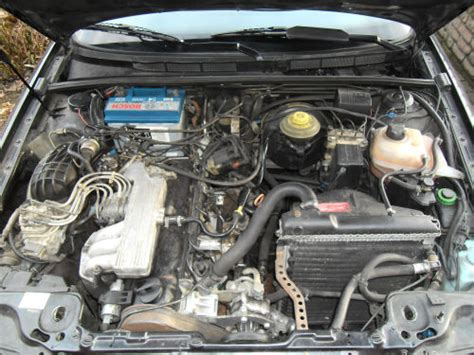 Audi 5 Zylinder Aufkleber by Audi 80 Coupe Typ 89 2 3e 5 Zylinder 100kw Schwarz Biete