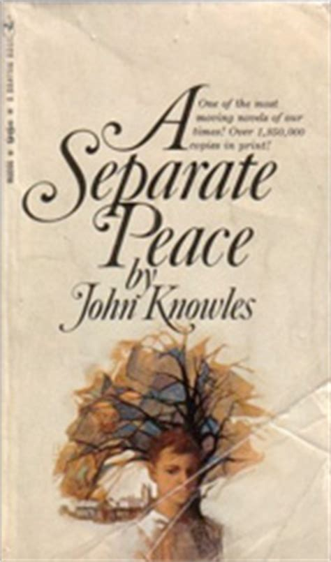 Leper A Separate Peace Essay by Leper Lepellier