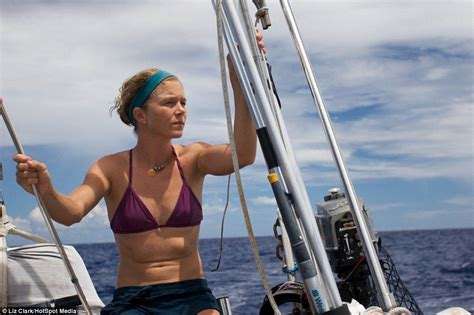 ten years living on a boat woman quit her bar job to go sailing around the world ten