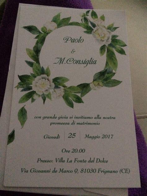 la promessa testo inviti promessa prima delle nozze forum matrimonio