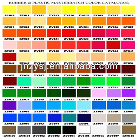 color chart for plastic color granule buy color granule pe color granule plastic color granule