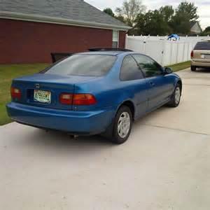 1995 Honda Civic Hatchback 1995 Honda Civic Trim Information Cargurus