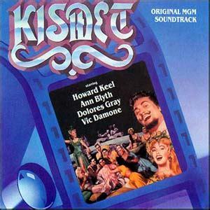 Anchorage Alaska Records Kismet Soundtrack Details Soundtrackcollector