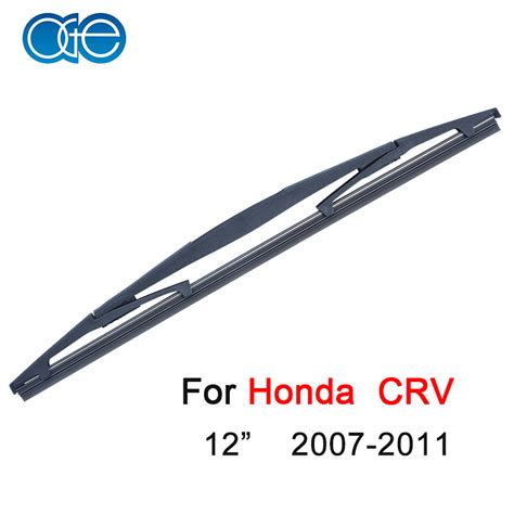 oge rear windscreen wiper blade  arm  honda crv    mm  pcs natural rubber