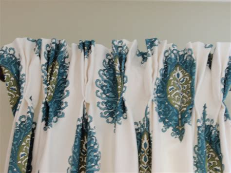 transverse curtain rods diy by design how to make lined pinch pleat drapes