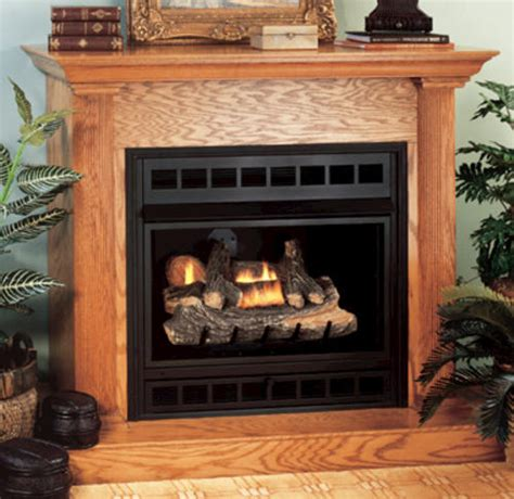 comfort 32 quot remote gas fireplace