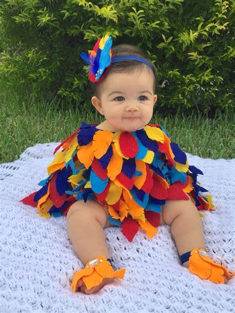baby bird costume baby parrot costume baby halloween