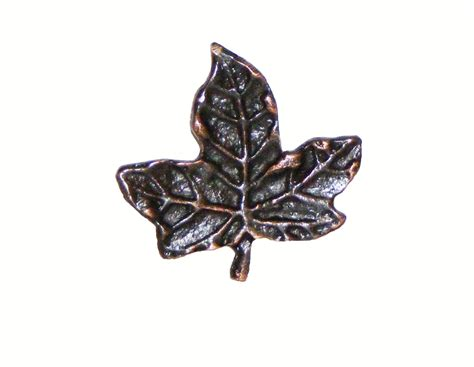 Maple Drawer Pulls by Maple Leaf Drawer Pull