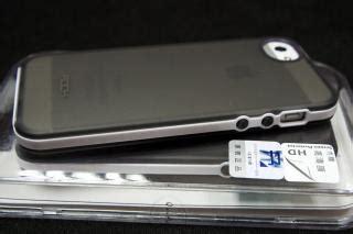 Jual Mate Tough Frame Iphone 6 Original Black Baru Cov wts iphone 5 screen protector