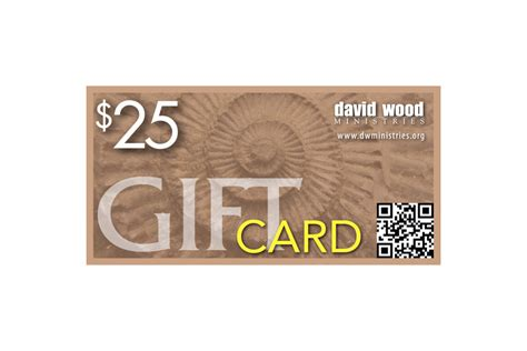 Buy Gift Cards Get One Free - 25 gift card buy 3 get 1 free david wood ministries