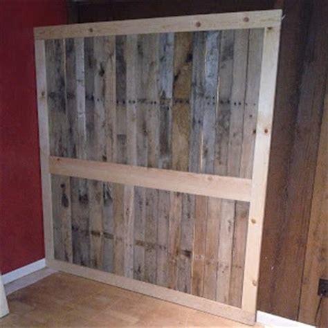 Diy Wooden Pallet Door Ideas Pallets Designs Pallet Barn Door