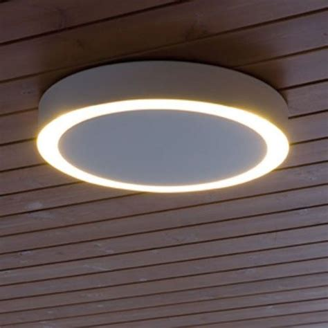 outdoor led ceiling lights amigo led medium indoor outdoor ceiling light outdoor