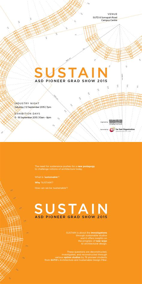 Asd Calendar 2015 Asd Pioneer Graduation Show Architecture And Sustainable