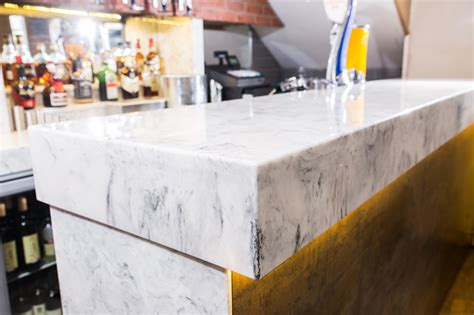 Marble Bar Top by Marble Bar Tops From Versital Blackpool Italian
