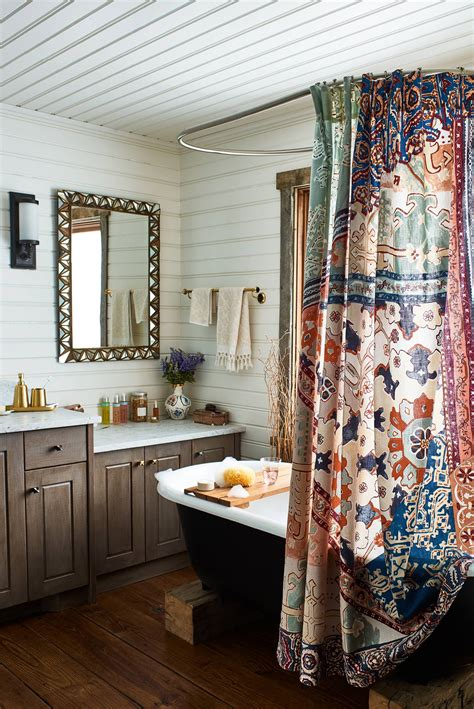Bathroom In Australian Slang by Risa Shower Curtain Anthropologie