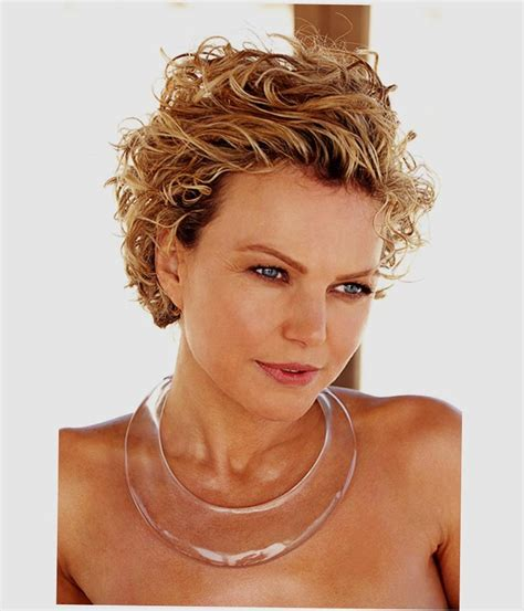 hairstyle for round face tips 20 best ideas of short haircuts for curly hair and round face