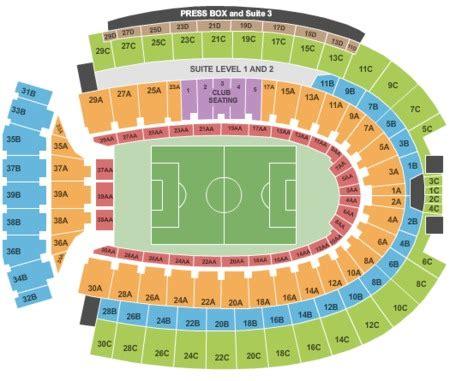 ohio state stadium seating chart ohio stadium tickets and ohio stadium seating charts