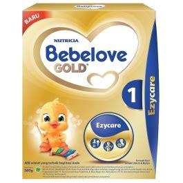 Bebelove Gold 1 Ezycare 0 6 Bln 360 Grbebelove Gold 1 360 Gram bebelove gold 1 360gr box