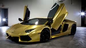Real Gold Lamborghini Lamborghini New Model 2014 Gold