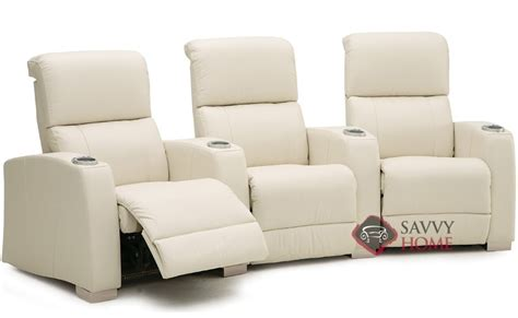 stadium seating sofa hifi leather sofa by palliser is fully customizable by you